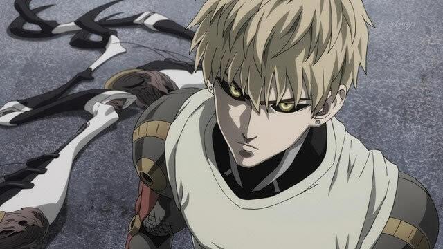 Kwikku, Genos adalah Pahlawan yang Tampan