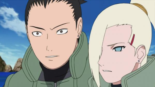 Kwikku, Shikamaru dan Ino