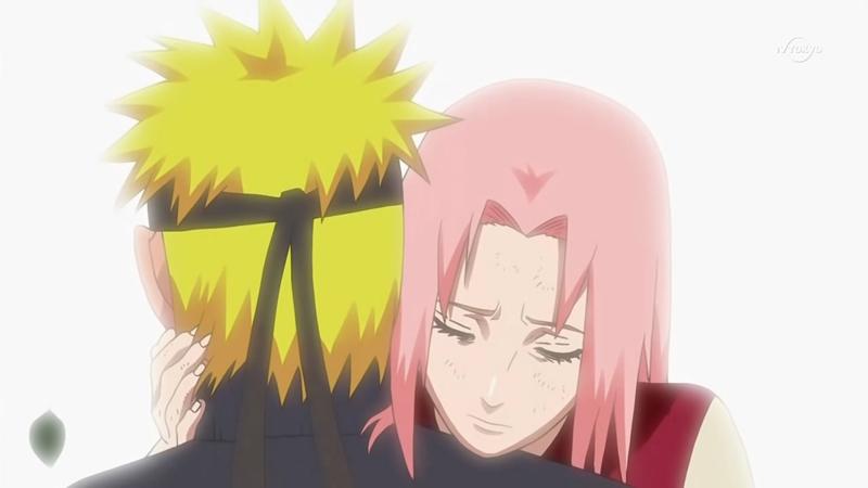 Kwikku, Naruto dan Sakura
