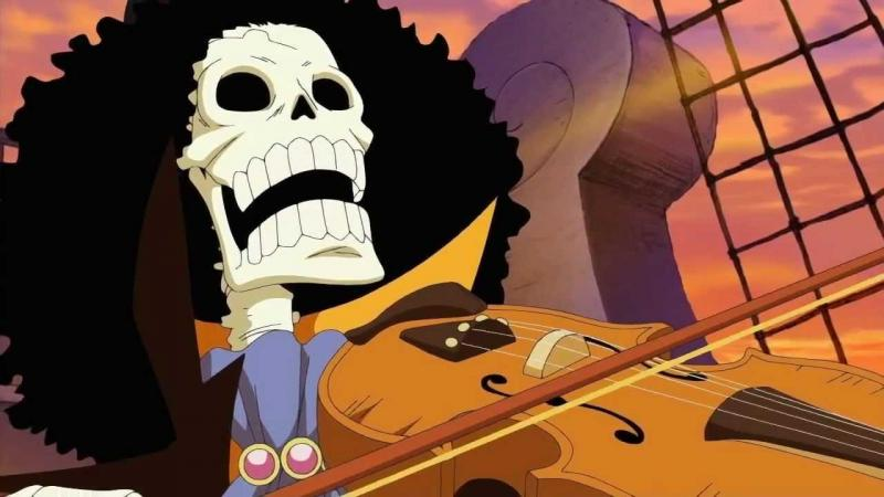 Kwikku, Brook dari One Piece