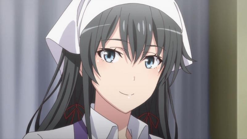 Kwikku, Yukinoshita Yukino dari Oreimo
