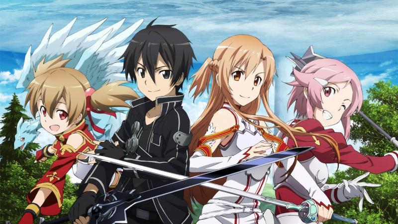 Kwikku, Sword Art Online