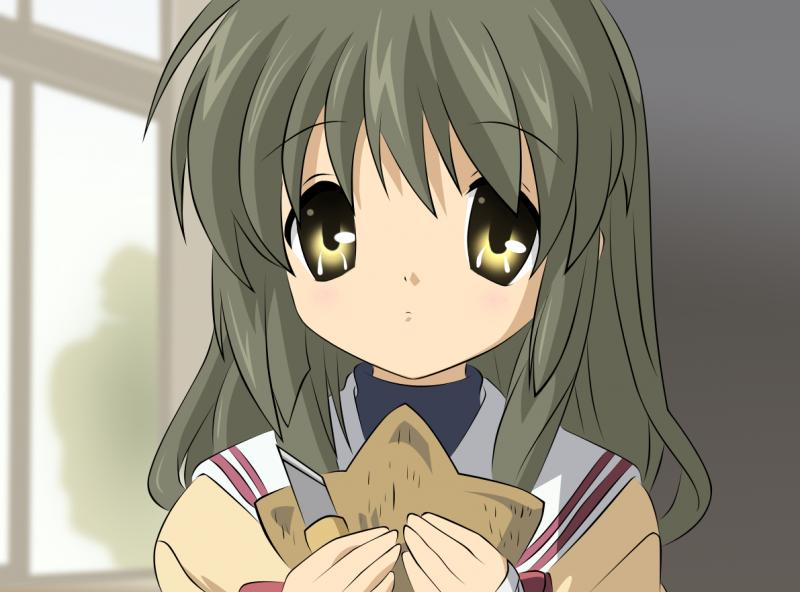 Kwikku, Ibuki Fuko dari Clannad