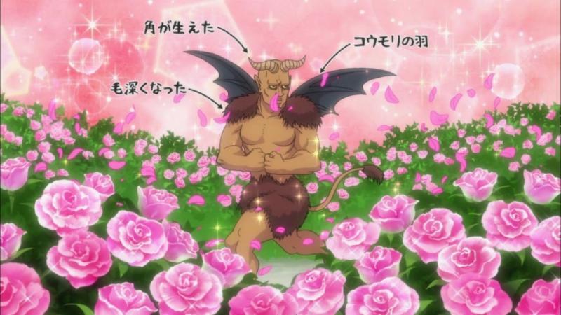 Kwikku, Satan dari Hoozuki no Reitetsu