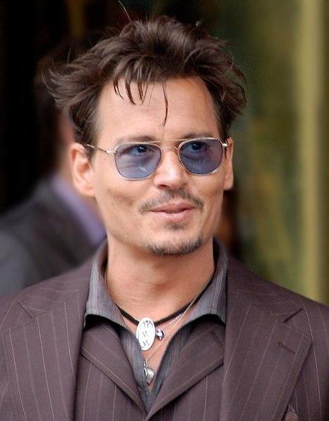Kwikku, Johnny Depp