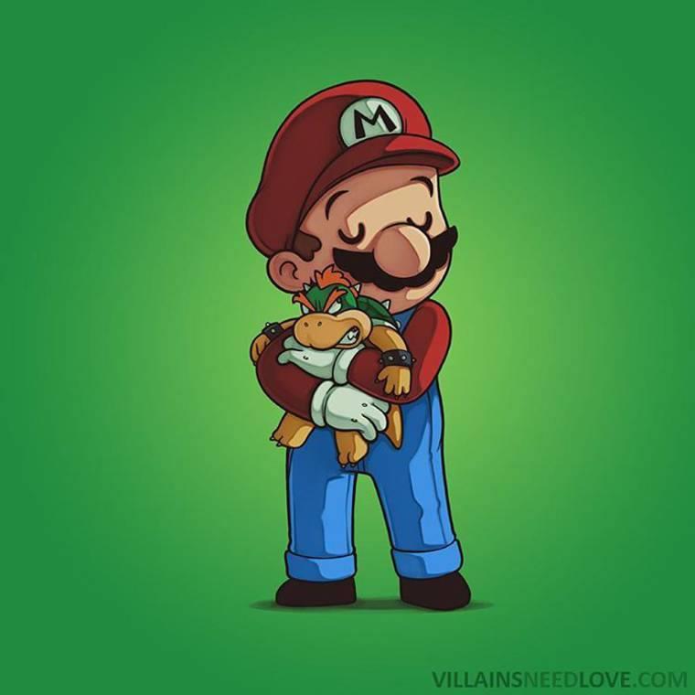 Kwikku, Mario Bros