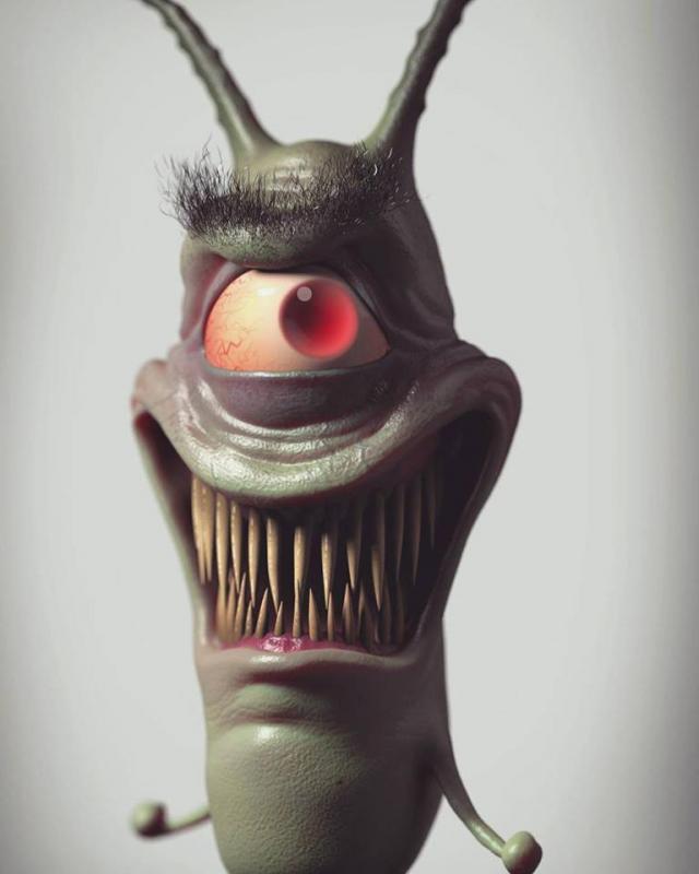 Kwikku, Plankton