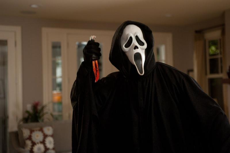 Kwikku, Film Scream