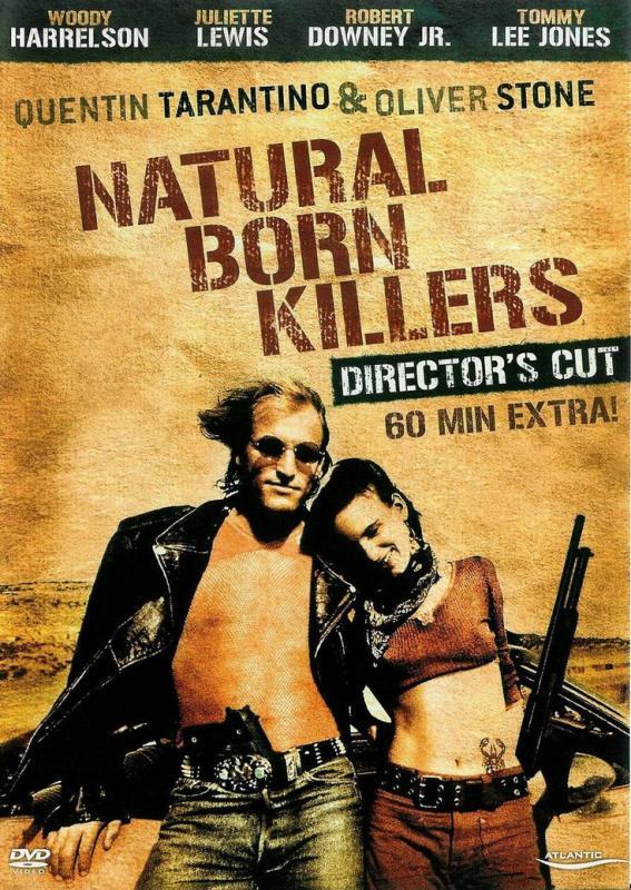 Kwikku, Film Natural Born Killers