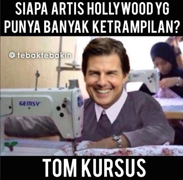 Kwikku, Kamu pasti tau dong siapa artis hollywood yang punya banyak keterampilan Ini jawabannya