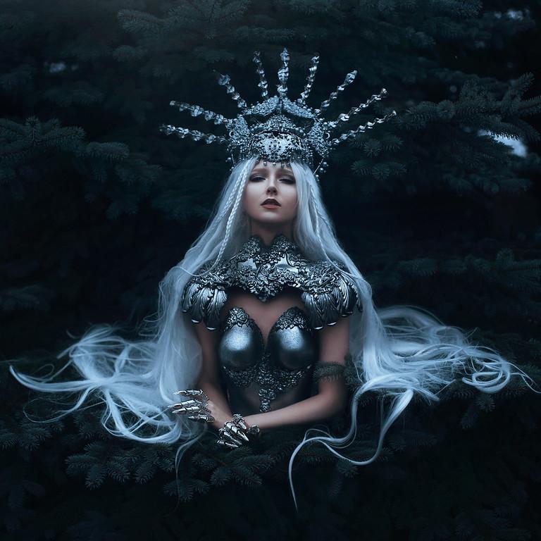 Kwikku, Dewi perang telah turun ke bumi