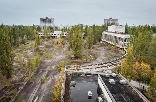 Kwikku, Pripyat Ukraina