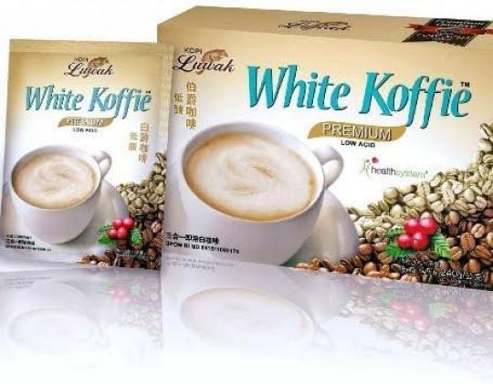 Kwikku, Luwak White koffie