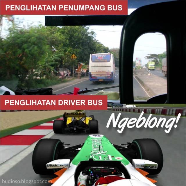Kwikku, Setelah melihat berbagai gambar meme di atas kalian masih berani naik bus angkutan tingkat provinsi