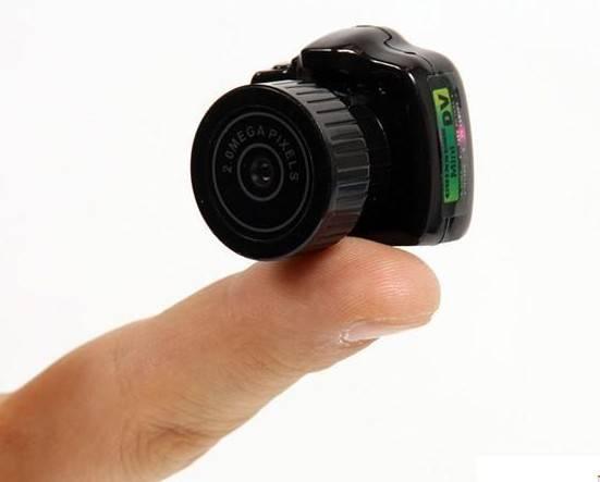 Kwikku, Ciptaan Terkecil  Kamera Mini Paling Kecil Sedunia