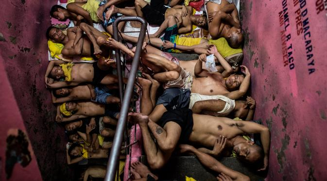 Kwikku, Penjara Quezon City