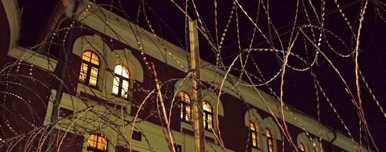 Kwikku, Penjara Butyrka