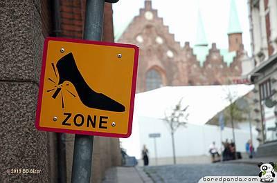 Kwikku, Yang pake high heels jangan lewat di jalan ini nanti patah Hahaha