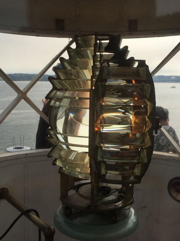 Kwikku, Lampu yang sering digunakan di mercusuar