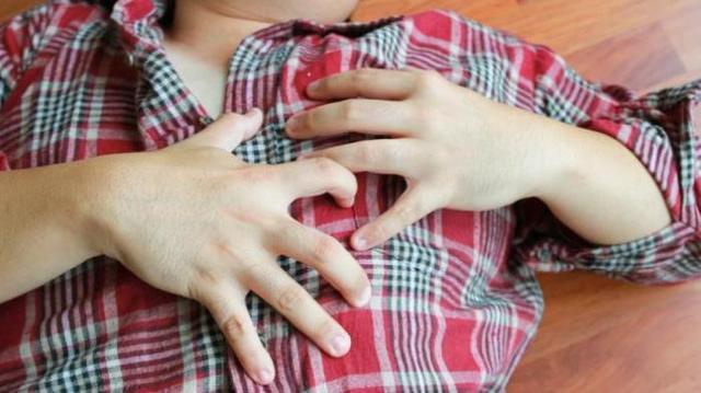 Kwikku, Sering Sakit Di Bagian Dada Sebelah Kiri