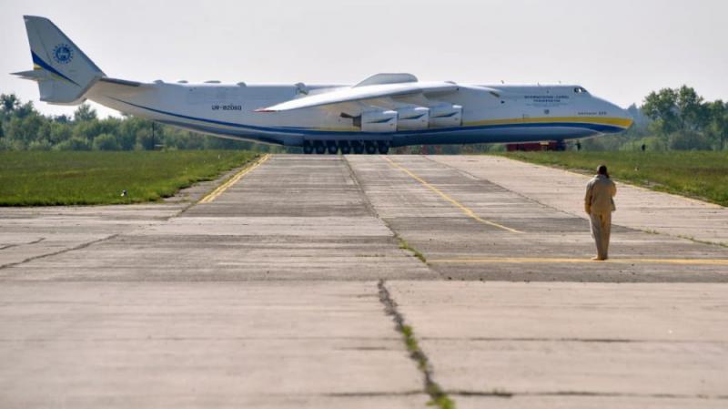Kwikku, Pesawat terbesar di dunia