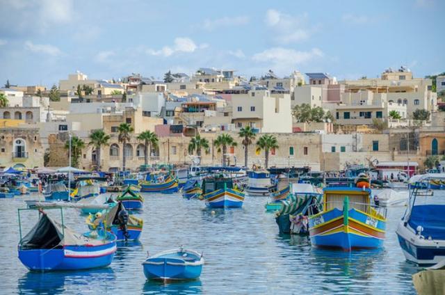 Kwikku, Marsaxlokk Malta