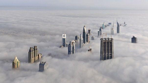 Kwikku, Coba tebak gambar ini di ambil dari mana Indah bukan foto yang di ambil dari gedung pencakar langit di Dubai