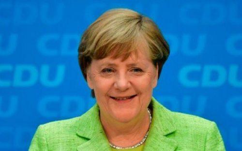 Kwikku, Angela Merkel Seorang Konselir Jerman