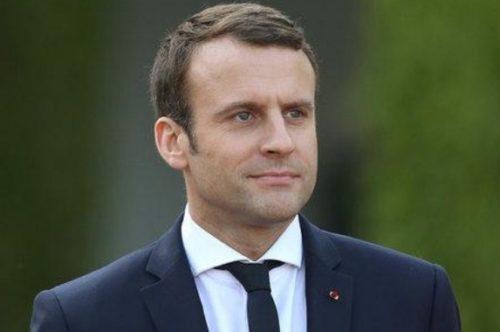 Kwikku, Emmanuel Macron Seorang Presiden Perancis