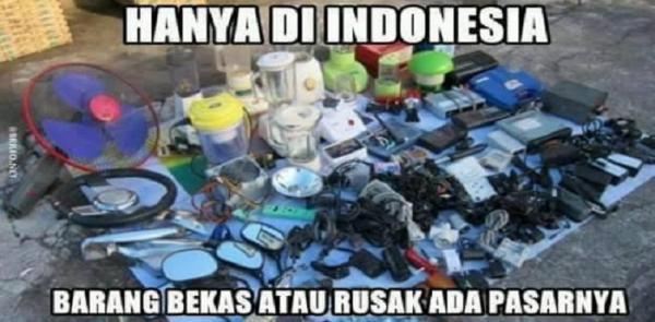 Kwikku, Kayaknya yang ginian hanya ada di indonesia