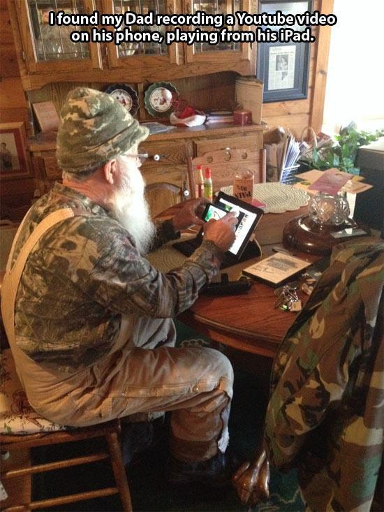 Kwikku, Coba siapapun tolong kasih tau si kakek itu cara untuk mendownload video
