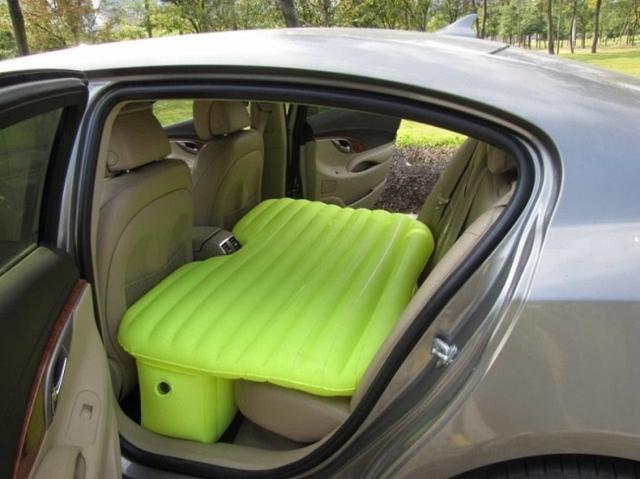 Kwikku, Mau tidur di mobil juga gak usah repot dan takut leher sakit kan ada alatnya