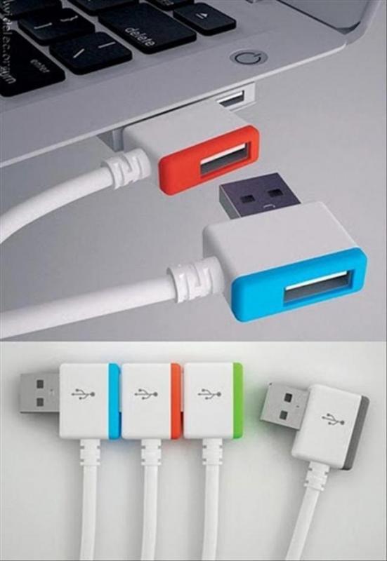 Kwikku, Gak perlu takut lagi untuk kehabisan colokan USB sekarang