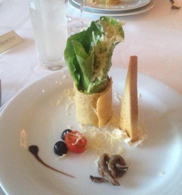 Kwikku, Perfect siapapun pasti akan memakan salad ini