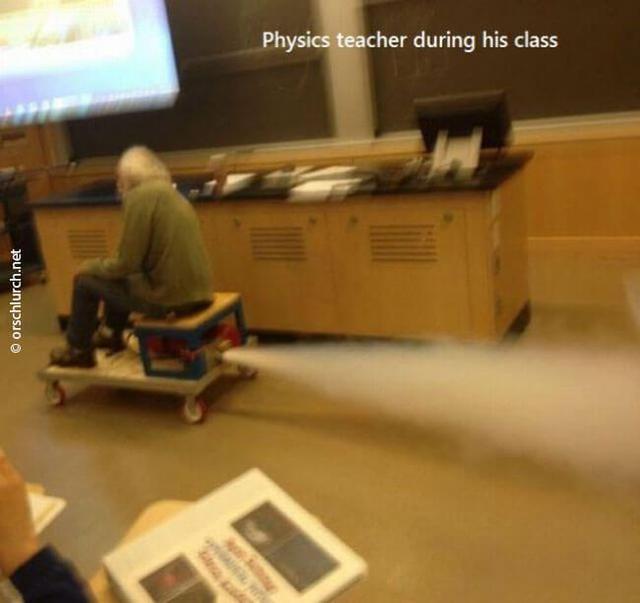 Kwikku, Guru fisika yang sangat mengasikkan bukan Bukan hanya sebatas teori