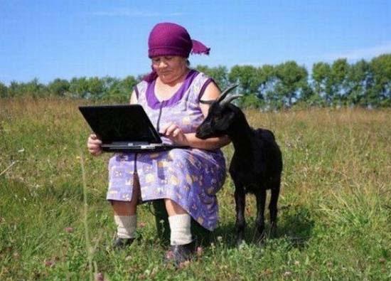 Kwikku, Si emak mah gak peduli Yang penting di alam terbuka wkwkwkwk