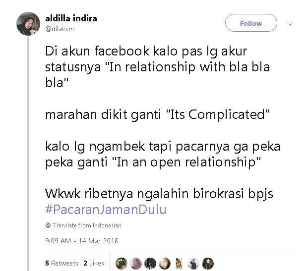 Kwikku, Status FB