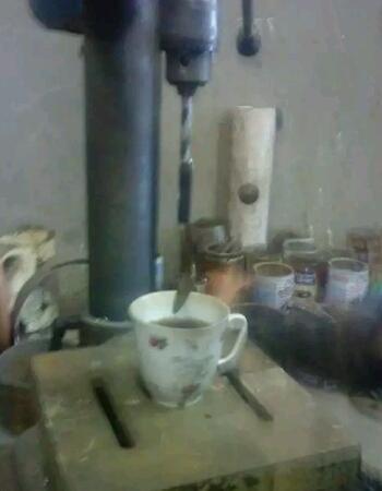 Kwikku, Hal ini menjadi mungkin ketika kamu menjadi semakin malas untuk mengaduk kopimu sendiri