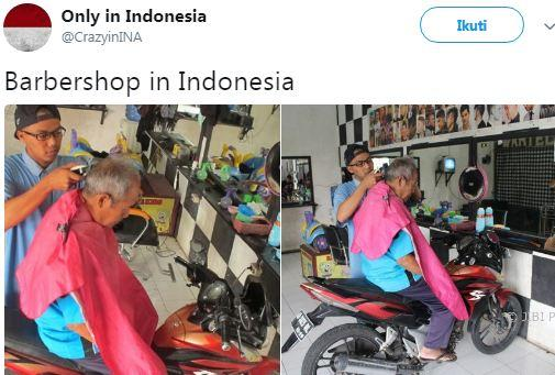 Kwikku, Cukur rambut antimainstream