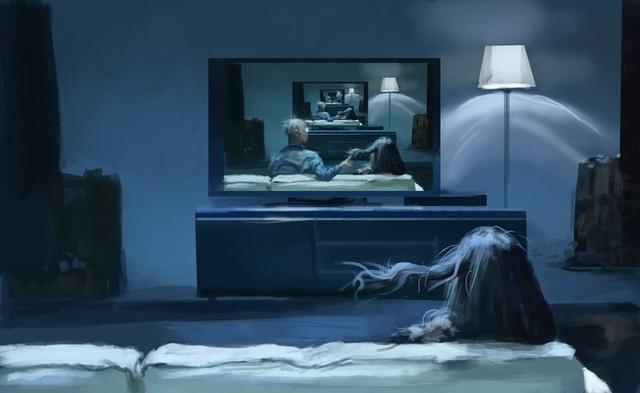 Kwikku, Perasaan ini sering hadir ketika kamu sedang sendirian di dalam rumah