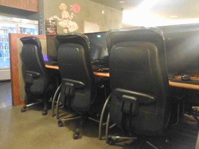 Kwikku, Fasilitas kursi yang sangat nyaman
