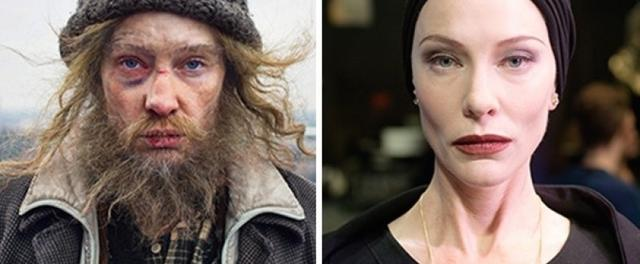 Kwikku, Cate Blanchett sebagai Hobo  Manifesto