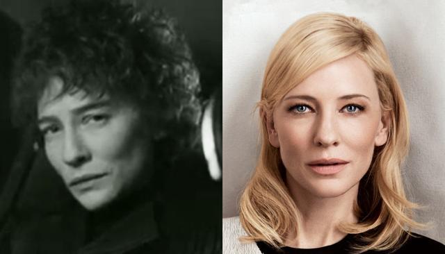 Kwikku, Cate Blanchett sebagai Bob Dylan  Im Not There