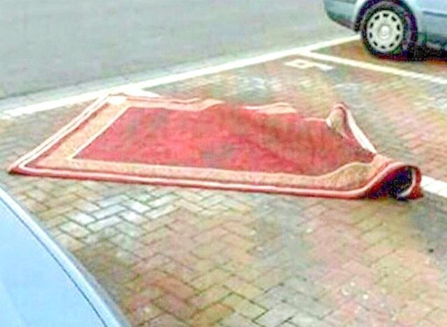 Kwikku, Karpet Aladin