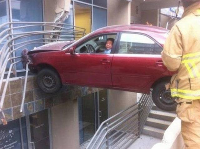 Kwikku, Cara mengatasi parkir lot yang penuh wkwkwk