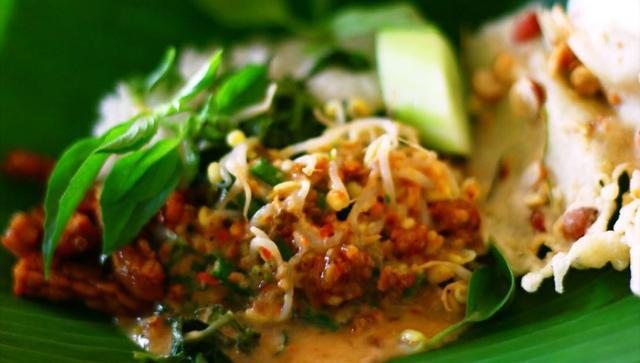 Kwikku, Nasi pecel bisa menjadi alternatif jitu buat sarapan ketika keuangan sedang jebol Cukup Rp