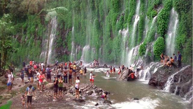 Kwikku, Air Terjun Asik Asik Filipina