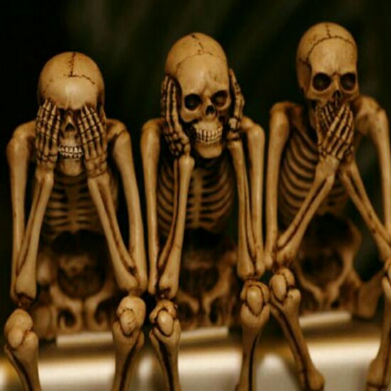 Kwikku, Coba lihat saja sendiri beberapa gaya mereka meski sudah mati tetapi mereka tetap saja terlihat masih hidup dan berekspresi