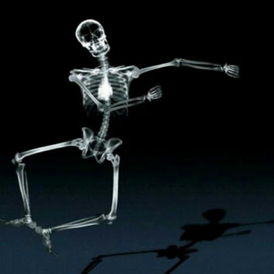 Kwikku, Ternyata bukan hanya manusia hidup saja yang bisa bersenangsenang sambil menari
