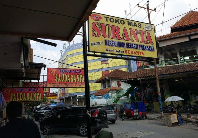 Kwikku, Hanya di Indonesia ada toko mas sodaraan kayak begini guys wkwkwkwk